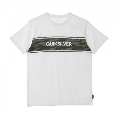 UVカット UPF50+ ラッシュガード Tシャツ 半袖 Regular Fit HOMEGROWN FRONT LINE SS