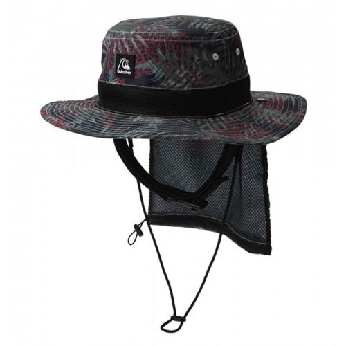UPF50+ パッカブル 日焼け防止ハット UV WATER CAMP HAT PRT