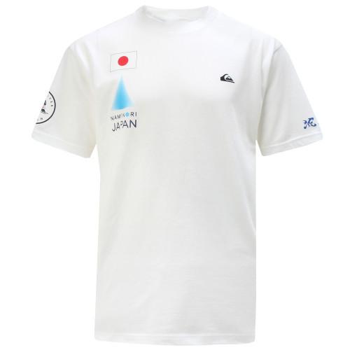 波乗りジャパン公式Tシャツ NAMINORI TEE