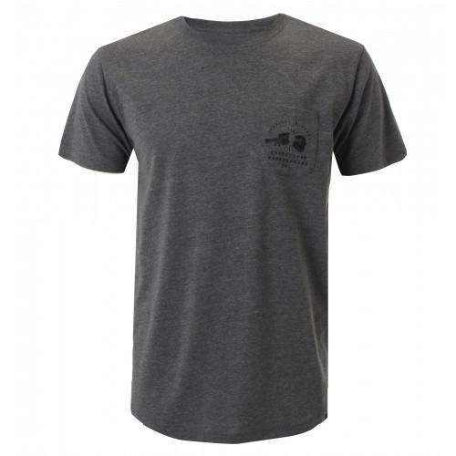 メンズ / バックプリントTシャツ LONG LOST ST