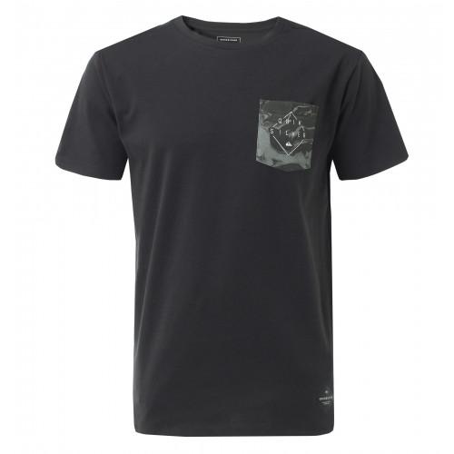 メンズ / 吸汗速乾 ポケットTシャツ RAIL DROP TECH ST