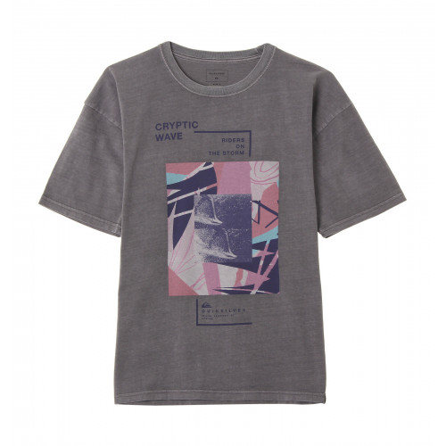 【OUTLET】Tシャツ 半袖 Relax Fit RIDER ON THE STORM ST