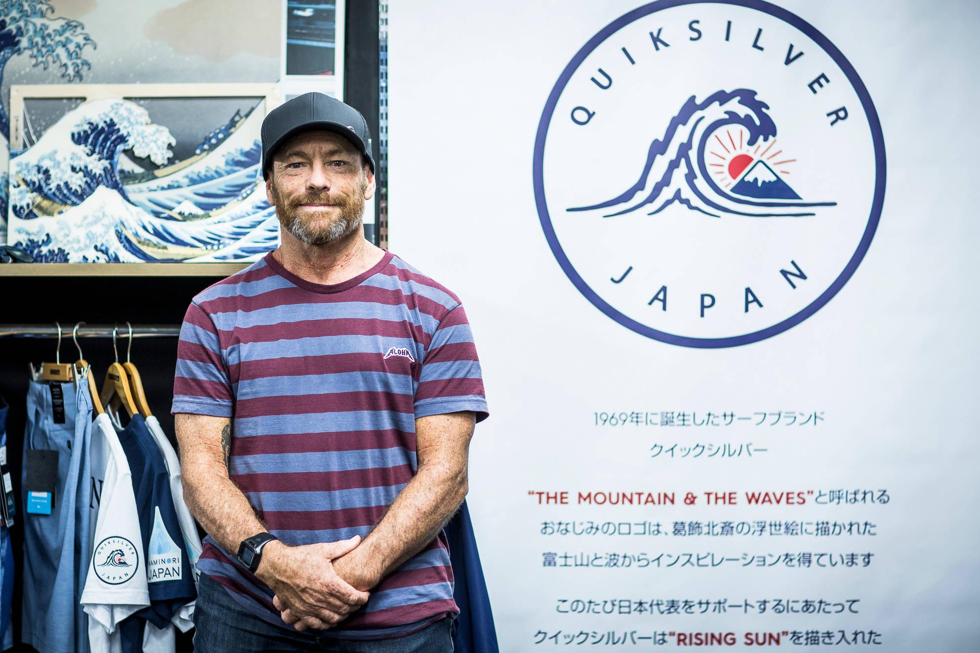トム・キャロル Interview:2020 Tokyo