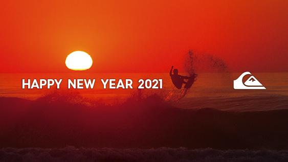 【終了しました。】Happy New Year 2021