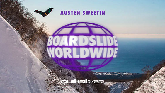 WATCH: AUSTEN SWEETIN'S BOARDSLIDE WORLDWIDE