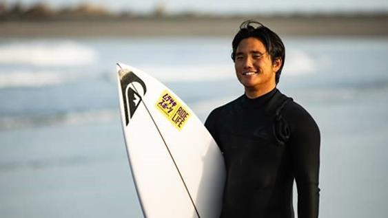 【QUIKSILVER SURF】村田 嵐がQUIKSILVER JAPAN SURF TEAMに新加入!!